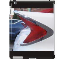 Classic Tail Light iPad Case/Skin