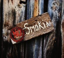 No Smokin by Mattie Bryant