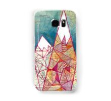 The Geometry of Geography Samsung Galaxy Case/Skin