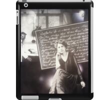 Do You See Them? iPad Case/Skin