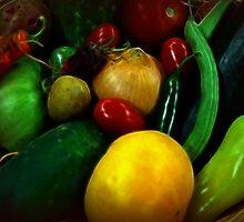 Fresh Produce by vigor