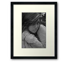 """ Only You "" Framed Print"