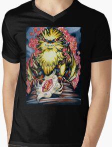 Fireborn Guardian Mens V-Neck T-Shirt