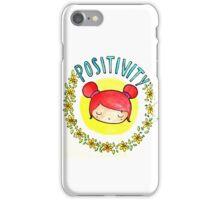Positivity Kawaii iPhone Case/Skin