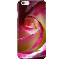 Shadowed Rose iPhone Case/Skin