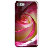 Shadowed Rose iPhone Case/Skin