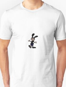 Modern Day Oswald the Lucky Rabbit  T-Shirt