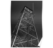 The Fire Tower Poster