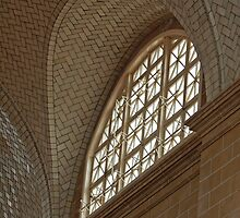 Historic Windows by photojeanic