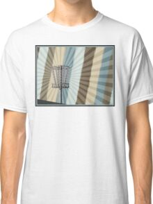 Disc Golf Basket Graphic Classic T-Shirt