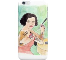 Sunhilda iPhone Case/Skin
