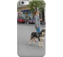 Where to look! iPhone Case/Skin