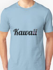 Kawaii Typography Unisex T-Shirt