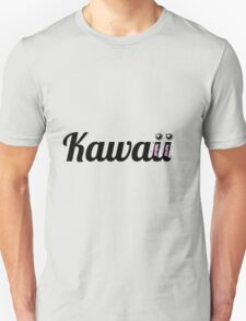 Kawaii Typography T-Shirt