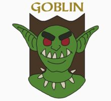 Greeil the Goblin by TheBitGeek