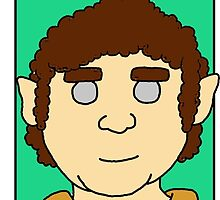 Howie the Halfling by TheBitGeek