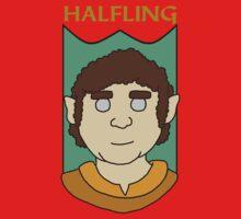 Howie the Halfling Baby Tee