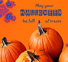 Halloween Card 2010 by MarjorieB