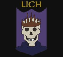 The Lich One Piece - Short Sleeve