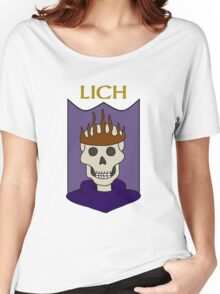The Lich Women's Relaxed Fit T-Shirt