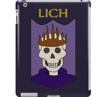 The Lich iPad Case/Skin