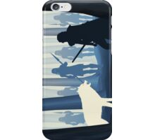 A Cold Night iPhone Case/Skin