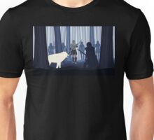 A dark night- paper cut outs Unisex T-Shirt