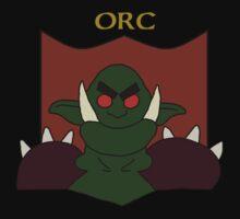 Oogorim the Orc One Piece - Short Sleeve