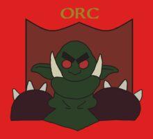 Oogorim the Orc Baby Tee