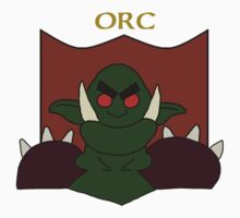 Oogorim the Orc by TheBitGeek