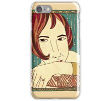 Deco Style [ Print / Iphone / Ipad ] iPhone Case/Skin