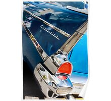 chevy fins Poster