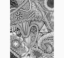 Zentangle®-Inspired Art - ZIA 25 Unisex T-Shirt