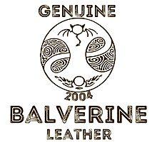 Albion Leather - Balverine Photographic Print