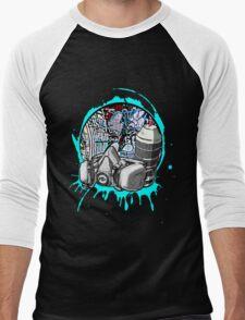 urban art T shirt Men's Baseball ¾ T-Shirt