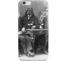 Vader enjoying a pilsner iPhone Case/Skin