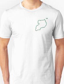 "Uganda ""Citizen of the Earth"" small T-Shirt"