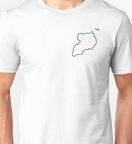 "Uganda ""Citizen of the Earth"" small Unisex T-Shirt"