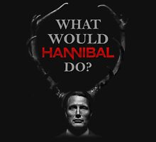 What would Hannibal do? Hoodie