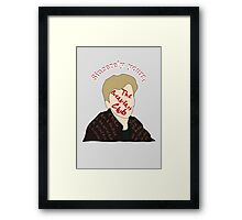 Sincerely The Breakfast Club [ Ipod / Iphone / Ipad / Print ] Framed Print