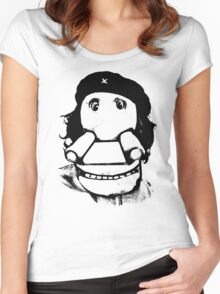 Chairy Guevara Women's Fitted Scoop T-Shirt