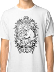 Cosmic Lovers  - ink solo version Classic T-Shirt