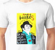 Andre Hazes Dutch Pop Folk Art Unisex T-Shirt
