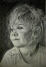 Bad hair day mom by Lynn Hughes