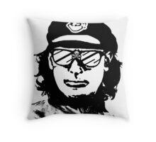 Charlie Cheen Throw Pillow