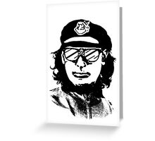 Charlie Cheen Greeting Card