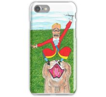 Bad Form, Walter: The Way Things Should Have Gone iPhone Case/Skin