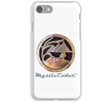 mysticcoder.net Amulet iPhone Case/Skin