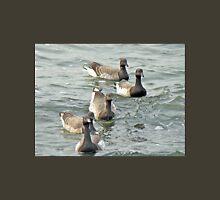 Atlantic Brant Geese - Branta bernicla hrota Unisex T-Shirt