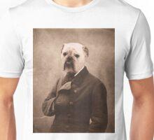 Distinguished Bulldog Unisex T-Shirt
